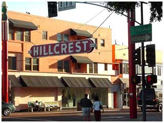 Hillcrest Restaurants, Point Loma Restaurants, Balboa Park Restaurants
